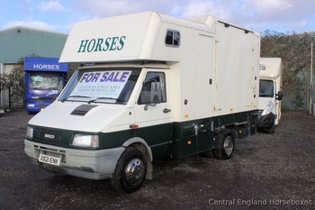 6.5t 2 stall Iveco