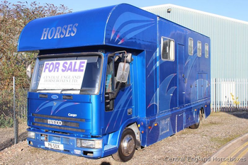 W Reg 7.5t COMPACT by Penine Horseboxes.
