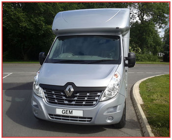 Gem Renault Master New Builds 2018 £39,995 + VAT