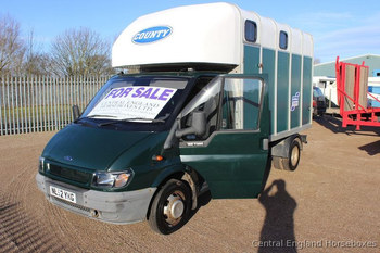 Ifor Williams Transit 3.5t