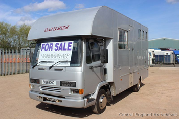 Compact DAF Turbo 7.5t