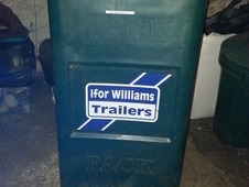 Ifor Williams Tack Box
