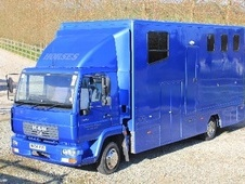 Horsebox, Carries 3 stalls 54 Reg - Cornwall