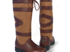 Toggi Berkeley Leather Country Boots - £128. 99 + Free Delivery