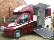 Citroen Relay 3. 5t 2 Horsebox