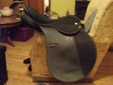 For Sale Sigma lightweight general purpose saddle. Approx 17 £80...