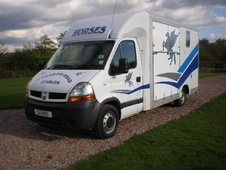 Horsebox, Carries 2 stalls 06 Reg - Mid Glamorgan