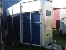 Ifor Williams hb505 Blue 2006