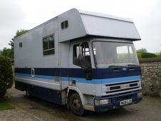 Ford Iveco M Reg with Living