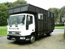 1998 R Iveco-ford New Cargo Horsebox Horse Box With Living