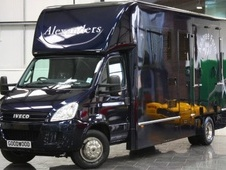 Horsebox, Carries 2 stalls 05 Reg with Living - North Yorkshire