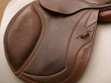17 CWD Medium Deep Seat H  J Saddle - Aberdeenshire