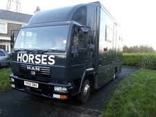 2006 New Build MAN Horse Lorry