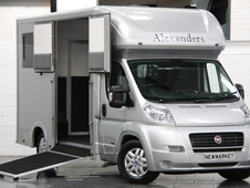 2014 Registered Alexanders Newmarket Fiat 4. 5t Automatic 2 Stall...