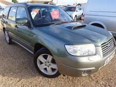 Subaru Forester Xte Turbo Competitive Finance Arranged, Grey, 200...