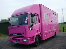 Ford Iveco Horsebox 7. 5