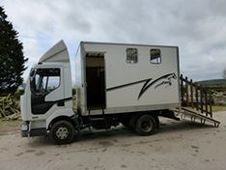 2002 Renault Midlam 7. 5T Horse Box - Immaculate