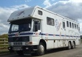 Horsebox, Carries 6 stalls J Reg with Living - Northamptonshire