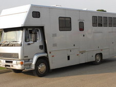 Coach Built 15 Ton 5 Horses + Full Living