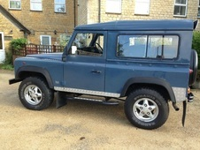 Land Rover Defender 90 Tdi Station Wagon Conv Light 4x4 . . . Che...