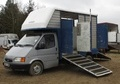 Horsebox, Carries 2 stalls P Reg - Northamptonshire