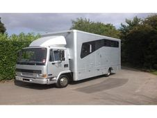 Horsebox, With Living - Kent