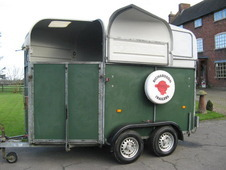 Richardson Supreme Horse Trailer