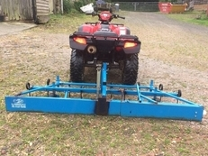 Arena/School leveller with tines 3 years old