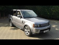 Land Rover Range Rover Sport Hse Black Edition, Diesel, Automatic...