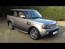 Land Rover Range Rover Sport 3. 0 sdv6 Hse 5dr Auto, . . . Swindon