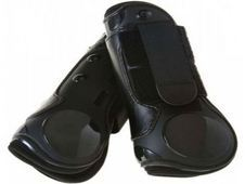 Roma Magnetic Open Front Boots - UK