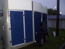 Ifor Williams trailer 505
