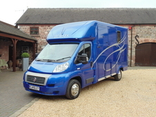 Cardley Equestrian - Brand New - Unregistered Fiat Ducato