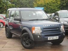 Land Rover Discovery 2. 7 Td v6 Se 5dr Auto Black . . . Taunton