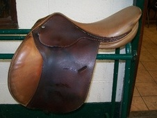 Butet Saddle - Nottinghamshire
