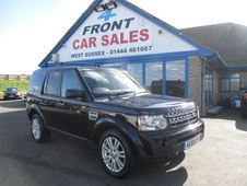 Land Rover Discovery 4 Tdv6 Hse 3. 0 Diesel Auto 7. . . Haywards ...