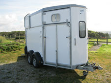 Ifor Williams HB511 Horse Box Trailer (only used a few times)