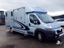 Equi-Trek Victory Horsebox Hire or Buy