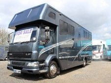 Horsebox, Carries 4 stalls 53 Reg with Living - Worcestershire
