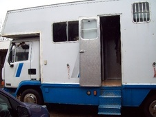 Horsebox, Carries 3 stalls M Reg - Cornwall