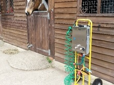 Heated Horse Showers - Oxfordshire