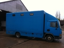 4 Horse Daf 150 Non-hgv, Built For Big Showjumpers