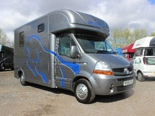 Horsebox, Carries 2 stalls 58 Reg - Worcestershire