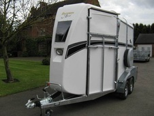For sale used BATESON ASCOT HORSE TRAILER