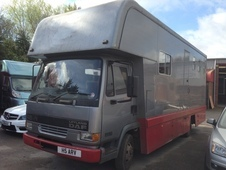 Andrew Maudsley Horseboxes Have For Sale A Daf 45-150, 4 Stall Ho...