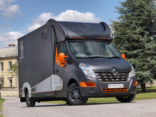 Bloomfields horseboxes vca approved