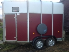 Ifor Willams HB510 immaculate trailer