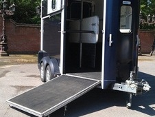2009 horse trailer Ifor Williams HB511
