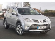 Toyota Rav-4 2. 2 D-4d Invincible Awd, Estate, Diesel, Manual, Ty...