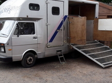 LT35 new MOT 3.5t horsebox